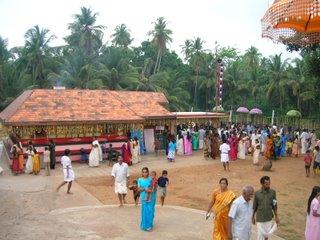 Parakkotu Kavu(Durga Temple in our native)