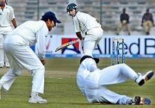 Pathan's first-Butt