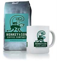 Click Here For Monkey & Son Coffee