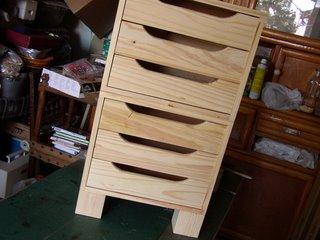 D coplus cubes en bois pour rangement pratique for Peinture meuble bois sans poncage