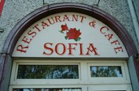 Berlin-Johannisthal Restaurant/Café Sofia