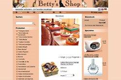Blechdosen kaufen in Betty's Shop