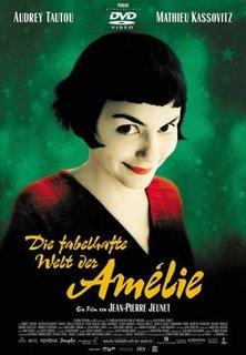 Amélie Audrey Tautou