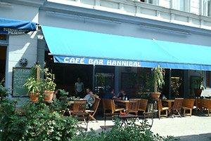 Früchstücksbrunch im Café Hannibal