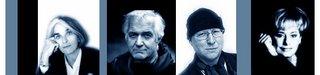 Donna Leon, Henning Mankell, Ake Edwardson, Kathy Reichs