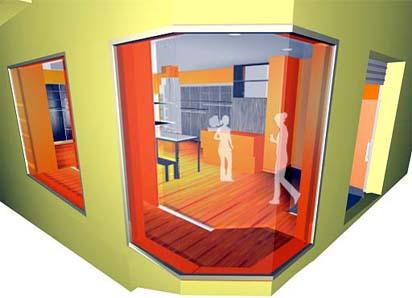 Dise o de interiores 3d dise o tienda de ropa for Diseno de interiores almacenes de ropa