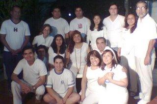 Gurumay Teo y parte de los Jerarcas de la Orden en Ecuador SOIS::, Click en la imagen para ampliarla