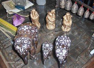 Una Familia de Ganesh y los Inmortales.
