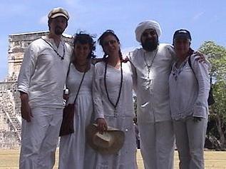 Los Iniciados en Chichan Itzaa