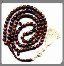 Tashbi, Bismija o Mala, segun la version de LA Tradicion que se siga, aun los rosarios tienen el proposito de usarlos para orar.