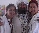 Mata Ji Fatima GG::, el Sheikh GG:: y la Hakim Aisha