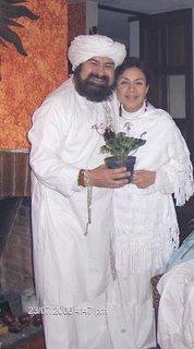 Al Sheikh ALI y Gurumay Fatima