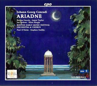 Ariadne de Johann Georg Conradi