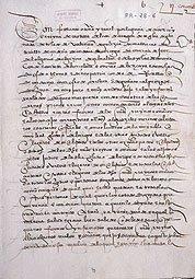 Decreto de expulsión de los judíos (31-03-1492)