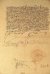 Edicto de expulsión de los judíos (31-03-1492)