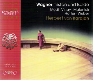 Tristan und Isolde de Wagner (Bayreuth, 1952)