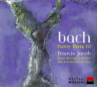Clavier Übung III por Francis Jacob