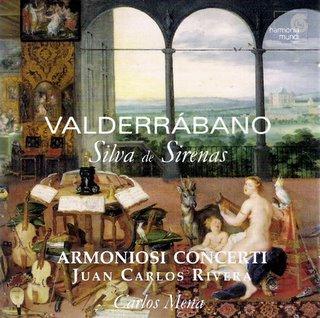 Silva de Sirenas. Armoniosi Concerti