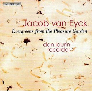 Dan Laurin toca música de Jacob van Eyck