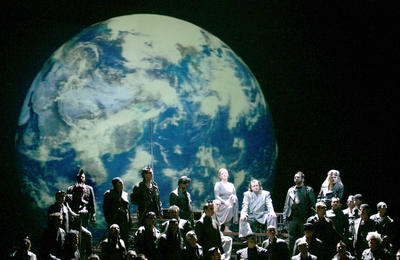 Parsifal, según Bernd Eichinger