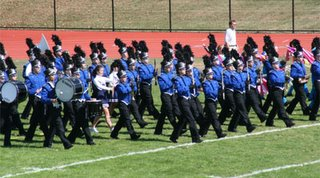 band at Milton Hershey HS