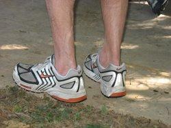 Ekim's feet