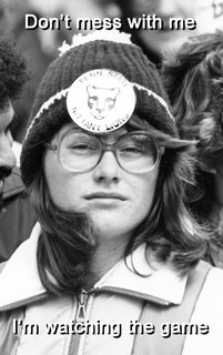 ddd @ PSU game c. 1980