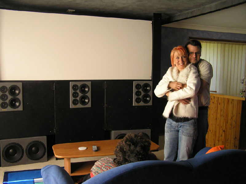 Cinematic Audio Visual eXperience: September 2006
