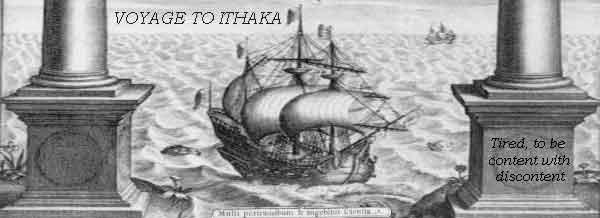 Voyage to Ithaka
