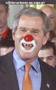 Bush palhaço