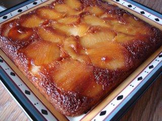 DSC05712.0 Pekmezli Elmalı Kek