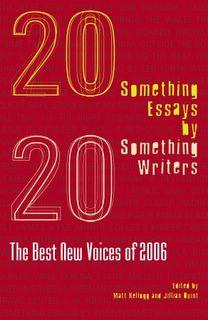 Essays by twentysomething