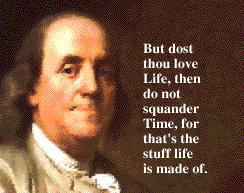 Benjamin Franklin Birthday