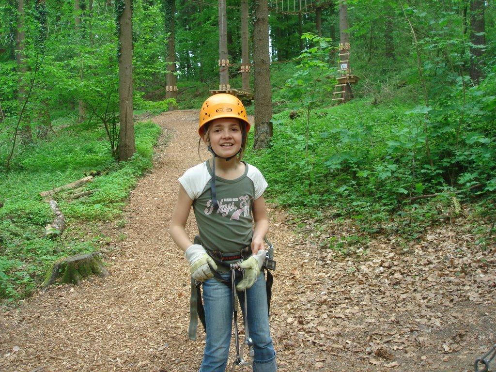 Klettergurt Für Hochseilgarten : Luisa s hochseilgarten