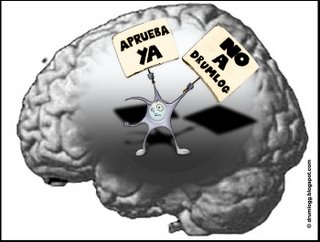 huelga de neuronas-drumlog