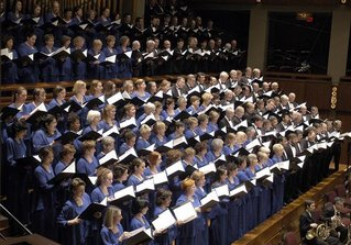 The Washington Choral Arts Society Chorus