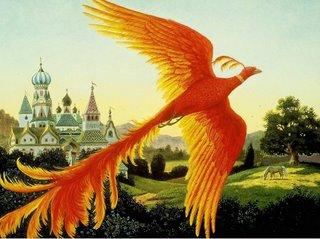 Firebird (Heaven and Earth Design)