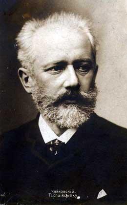 P.I. Tchaikovsky (Chaikovsky)