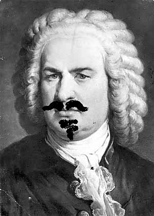Bach, Verunglimpft