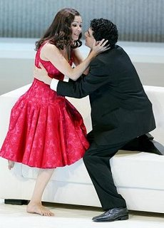 Willy Decker's Traviata - Netrebko