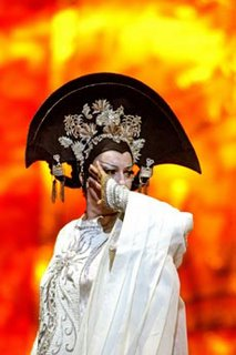 Kirov's Turandot: Irina Gordei as Turandot