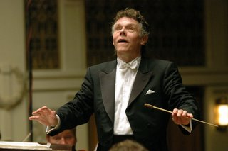 Mariss Jansons in action