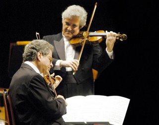 Itzhak Perlman & Pinchas Zukerman