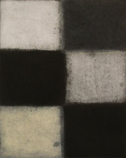 Sean Scully, 'Black Fold'