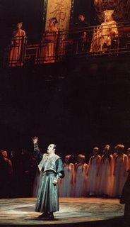 Kirov's Turandot: Vladimir Galuzin as Calaf