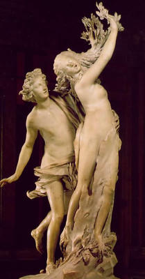 Bernini, Apollo and Daphne, Palazzo Barberini