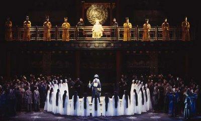 Kirov's Turandot