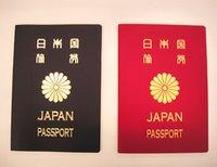 Pasaportes japoneses. No sirven de nada si no eres japones de 'raza' y educación.