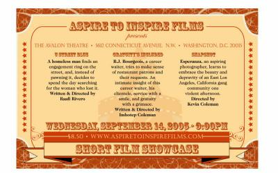 Aspire to Inspire Films