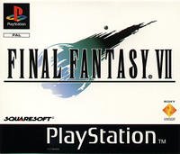 FF7 Cover